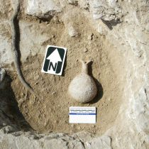 Τάφοι με ιδιαίτερο ενδιαφέρον ήρθαν στο φως στη θέση Ερήμη-Λαόνιν