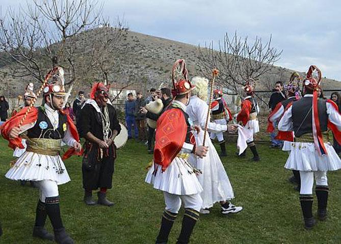 Τα χριστουγεννιάτικα έθιμα της Μακεδονίας