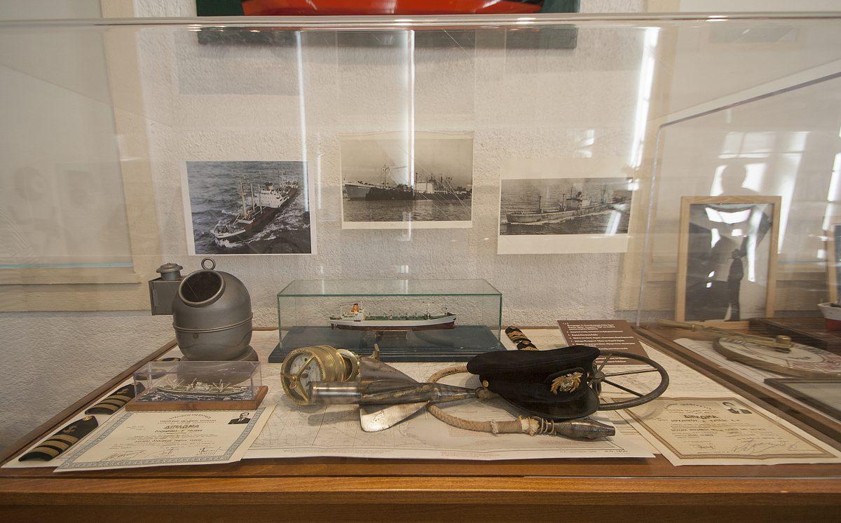 Δρομόμετρο, Ναυτικό Μουσείο Σκιάθου