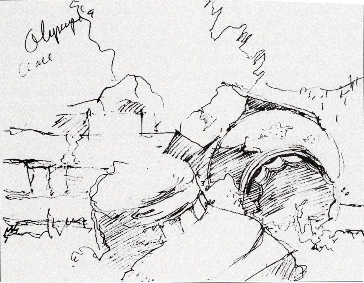 Alvar Aalto, Ολυμπία.