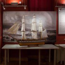 Παρατείνεται η έκθεση «Πλεύσις» στο Μουσείο Ηρακλειδών