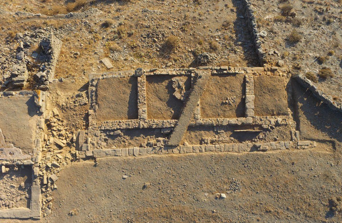 Το Κτίριο 2 (φωτ. Κ. Ξενικάκης – Σ. Γεσαφίδης, 2016).