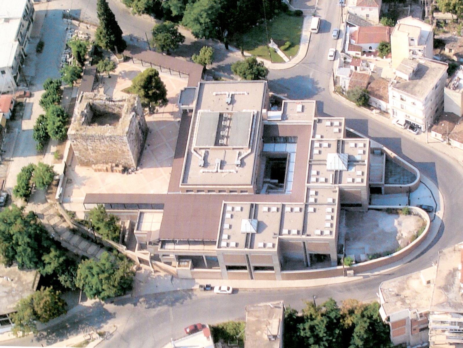 Το Νέο Αρχαιολογικό Μουσείο Θηβών