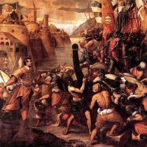 Οι εικαστικές τέχνες στο Βυζάντιο και τον Μεσαίωνα