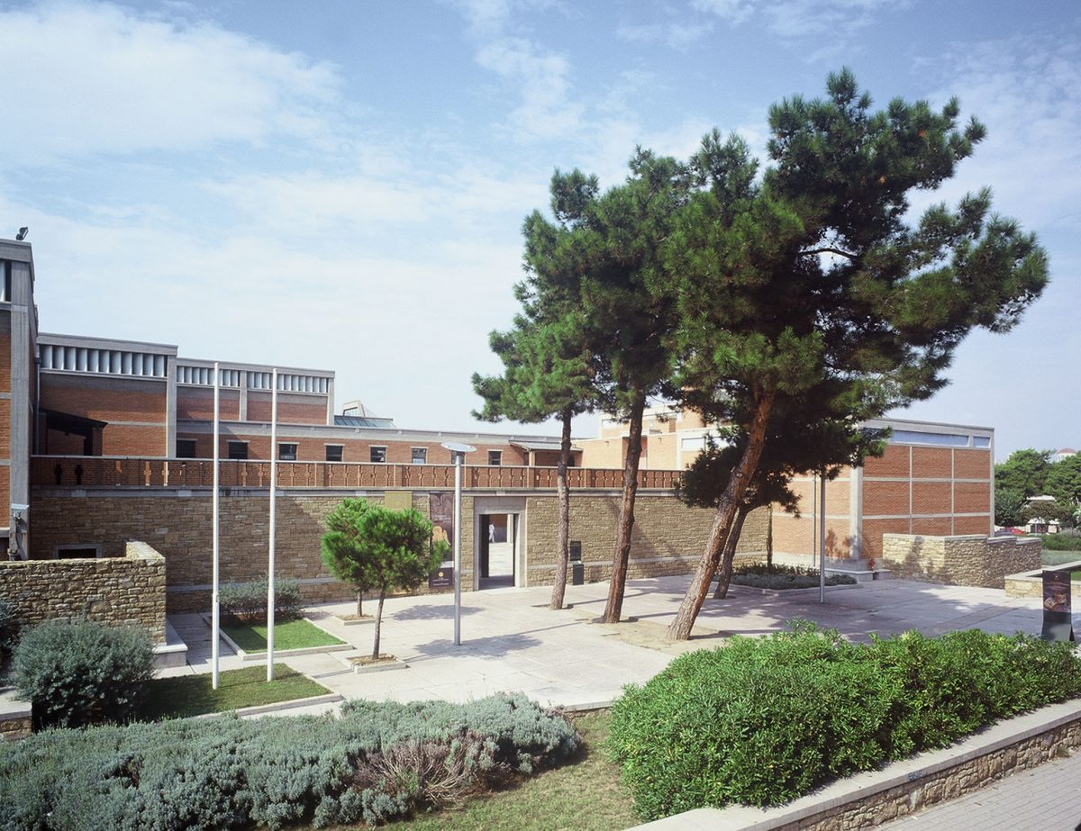 Εικ. 2. Μουσείο Βυζαντινού Πολιτισμού (ΜΒΠ).