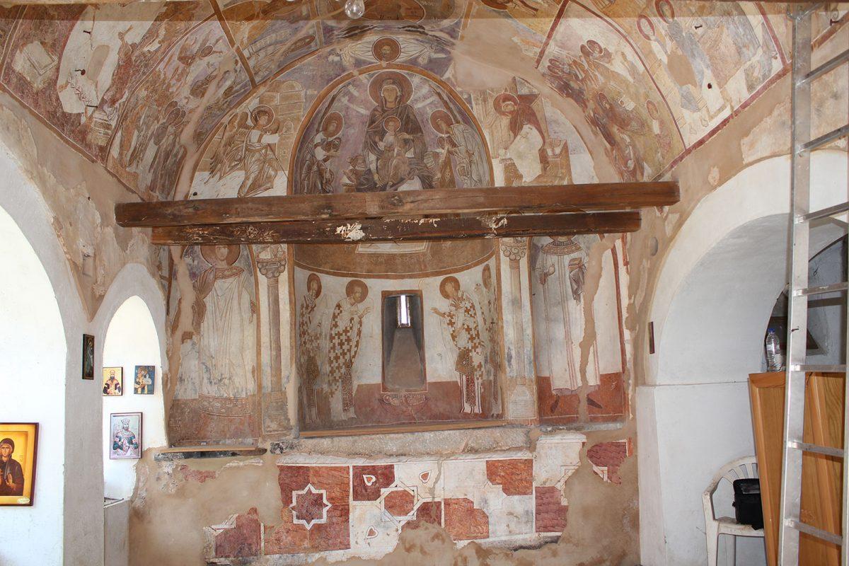 Εικ. 31. Prizren. Ναός Αγίου Γεωργίου Runović, μετά την ολοκλήρωση της συντήρησης.