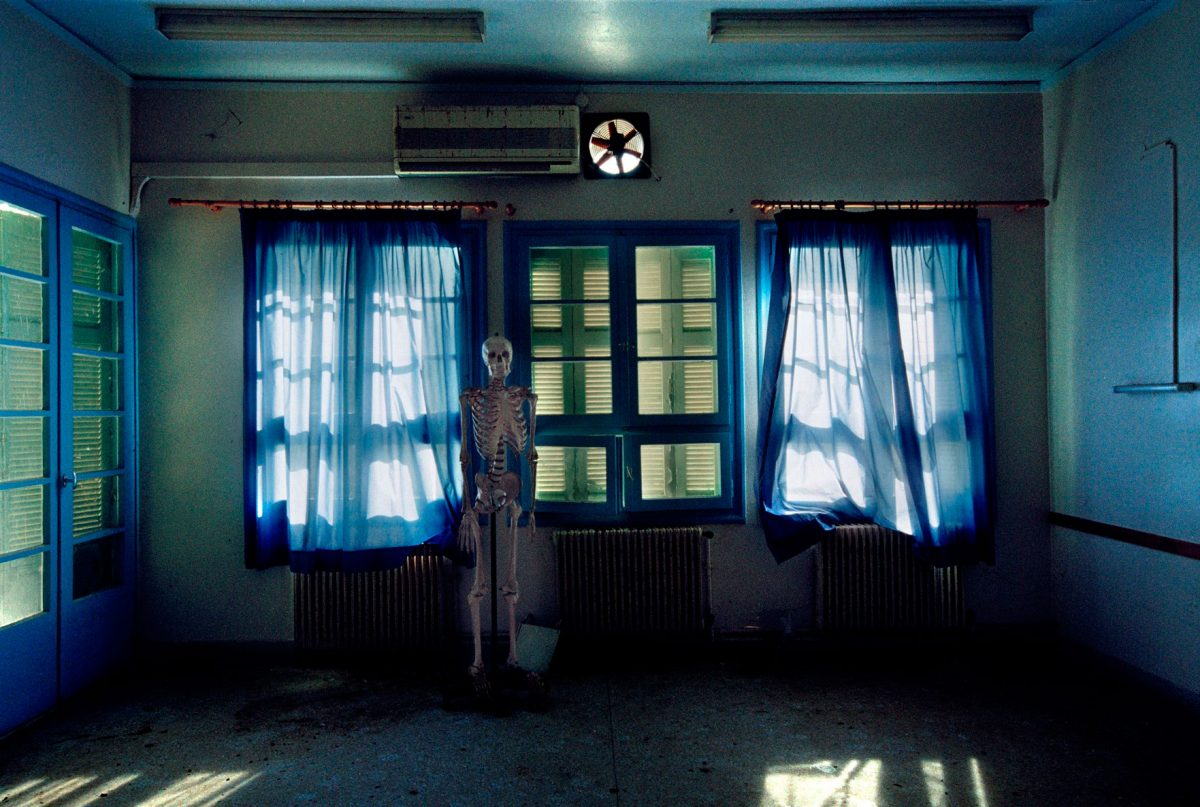 Ψυχιατρείο. Χανιά, Κρήτη 2010. Φωτογραφία του Αβραάμ Παυλίδη.