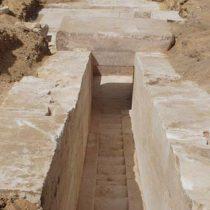 Πυραμίδα ηλικίας 3.700 ετών εντοπίστηκε στη νεκρόπολη του Νταχσούρ
