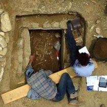 Τάφος πολεμιστή αποκαλύφθηκε στον Μαραθώνα