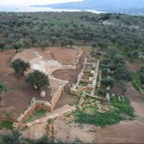 «Ξαναζωντανεύει» το Αρχαίο Θέατρο της Απτέρας