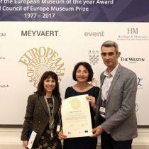 Σημαντική ευρωπαϊκή διάκριση για το Μουσείο Ηρακλείου