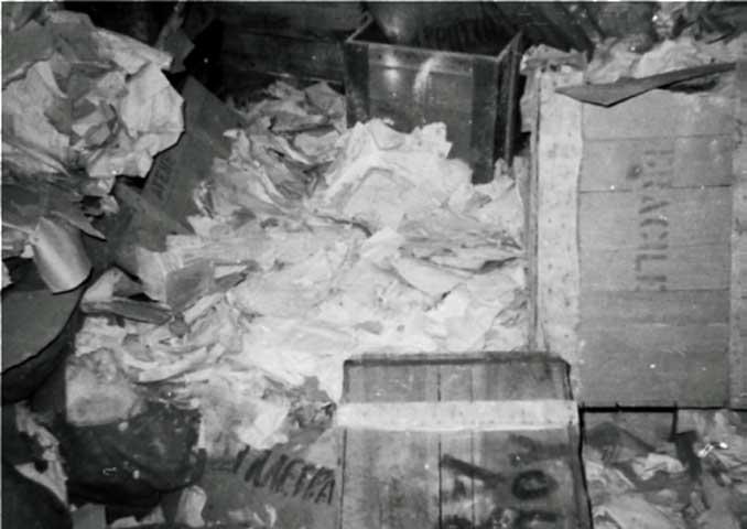 Φωτογραφία από το βιβλίο του ιστορικού Νίκου Γ. Μοσχονά «Αναμνήσεις αρχείου. Ο απόπλους για το Ιστορικό Αρχείο της Κεφαλονιάς» (Εκδόσεις Αρχείο).