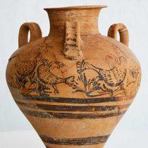 Δρομολαξιά: ανασκαφές σε δύο περιοχές της αρχαίας πόλης