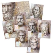 Επτά Σοφοί της Αρχαιότητας: νέα αναμνηστική σειρά γραμματοσήμων