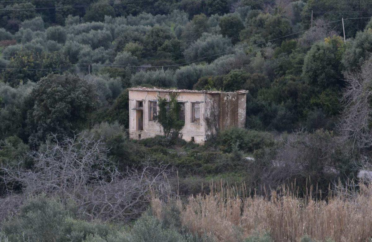 Εικ. 4. Πανοραμική άποψη του κτηρίου.