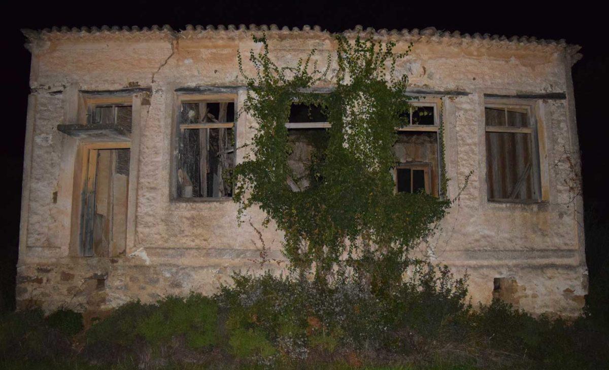 Εικ. 7. Νυχτερινή άποψη του κτηρίου.