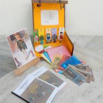 Μουσειοσκευή Art Express από το Μουσείο Κατσίγρα