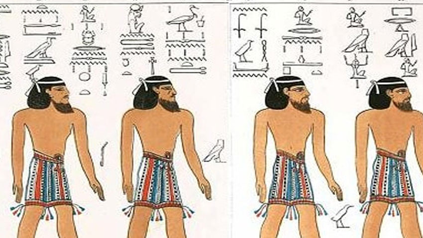 Η γενετική ανάλυση δείχνει επίσης ότι οι ίδιοι οι Χαναναίοι προέρχονται από νεολιθικούς γεωργούς που έφθασαν στην περιοχή πριν από 5.000 έως 10.000 χρόνια, κυρίως από τα ανατολικά (κάτι που αναφέρουν και αρχαίοι έλληνες συγγραφείς).