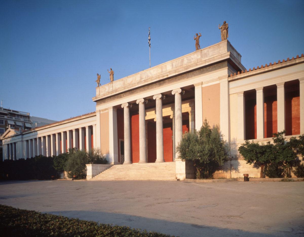 Το Εθνικό Αρχαιολογικό Μουσείο (© TAΠΑ/Εθνικό Αρχαιολογικό Μουσείο).