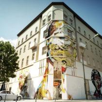 Στο Βερολίνο, το μεγαλύτερο μουσείο τέχνης δρόμου στον κόσμο