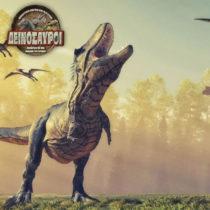 Η εποχή των δεινοσαύρων «ζωντανεύει» στη ΔΕΘ