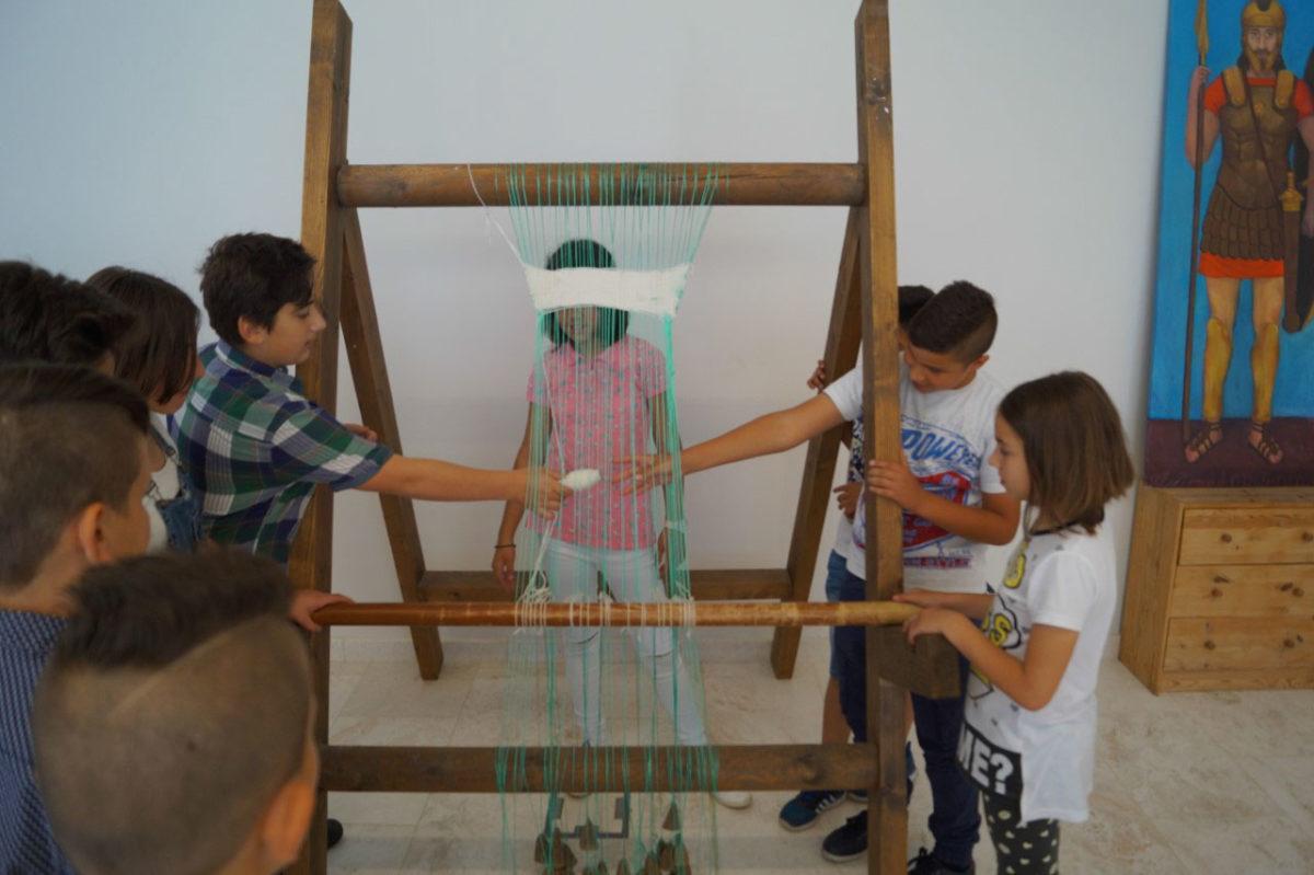 Εκπαιδευτικά προγράμματα από την Εφορεία Αρχαιοτήτων Ημαθίας.