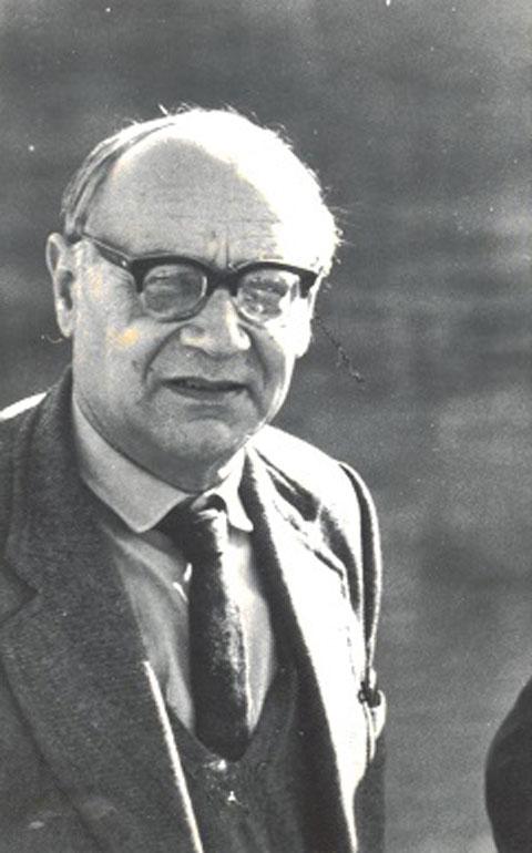 Ο Νικόλαος Ζαφειρόπουλος.