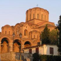 Ο ναός του Προφήτη Ηλία Θεσσαλονίκης
