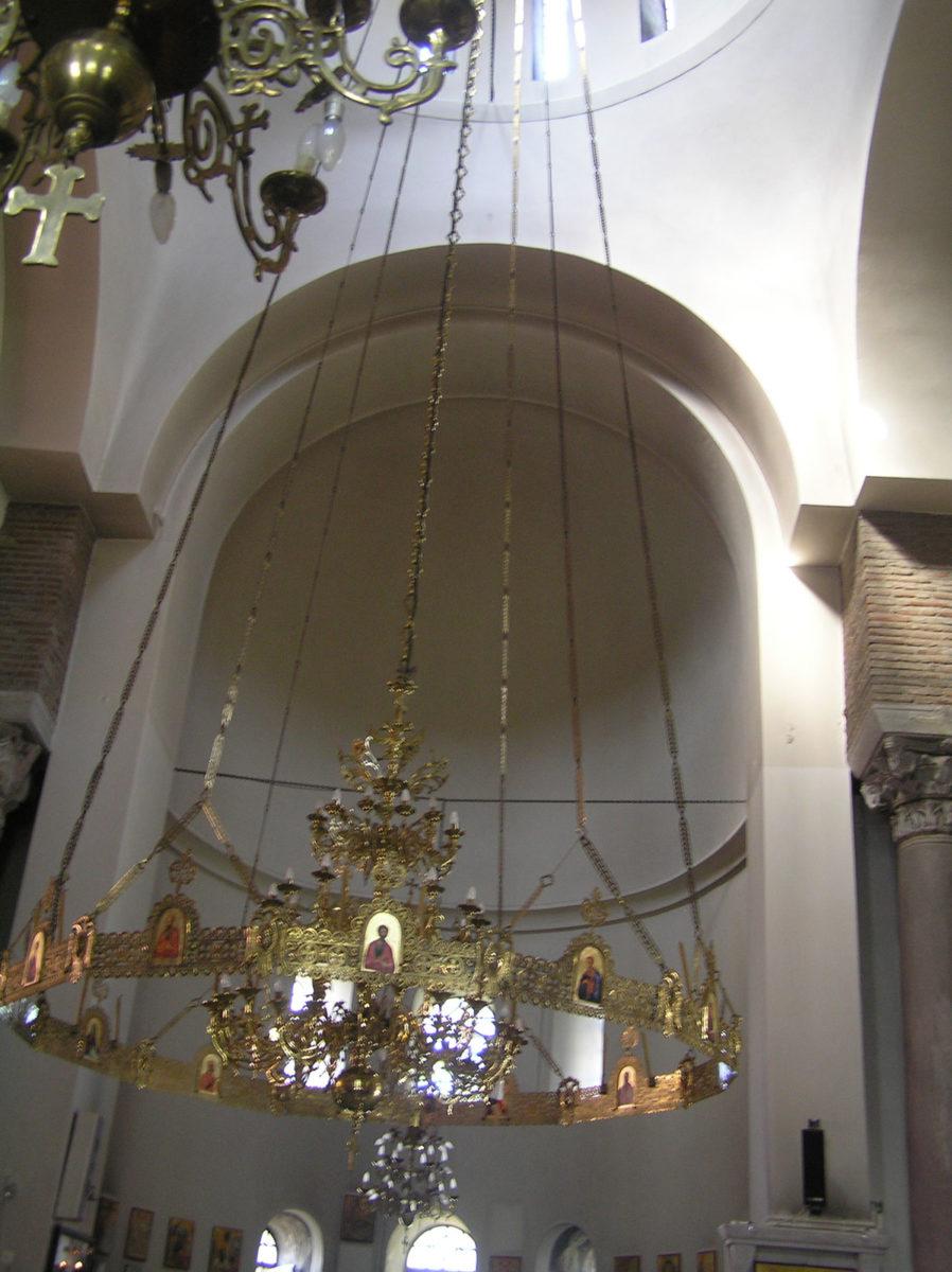 Εικ. 10. Ο φωτισμός του δυτικού σφαιρικού τριγώνου (ώρα 08:47, Ιούνιος).