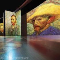 «Van Gogh Alive» – Η υψηλή τεχνολογία στην υπηρεσία της τέχνης