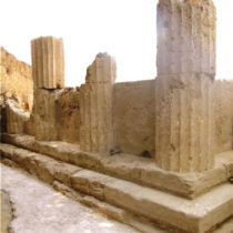 Ξένη Αραπογιάννη: «Αρχαία Θουρία – Το Ασκληπιείο»