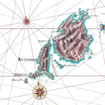 Αρχιπέλαγος 1685-1687 στους χάρτες του Λουδοβίκου ΙΔ'