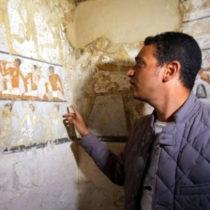 Αρχαιολόγοι παρουσίασαν τον τάφο μιας ιέρειας στην Αίγυπτο