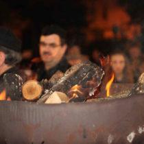 Οι «φανοί» στην Κοζάνη και οι «μπουμπούνες» της Καστοριάς