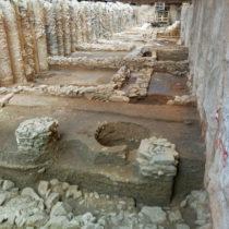 «Να συνεχιστούν οι εργασίες με την κατά χώραν διατήρηση των αρχαιοτήτων»