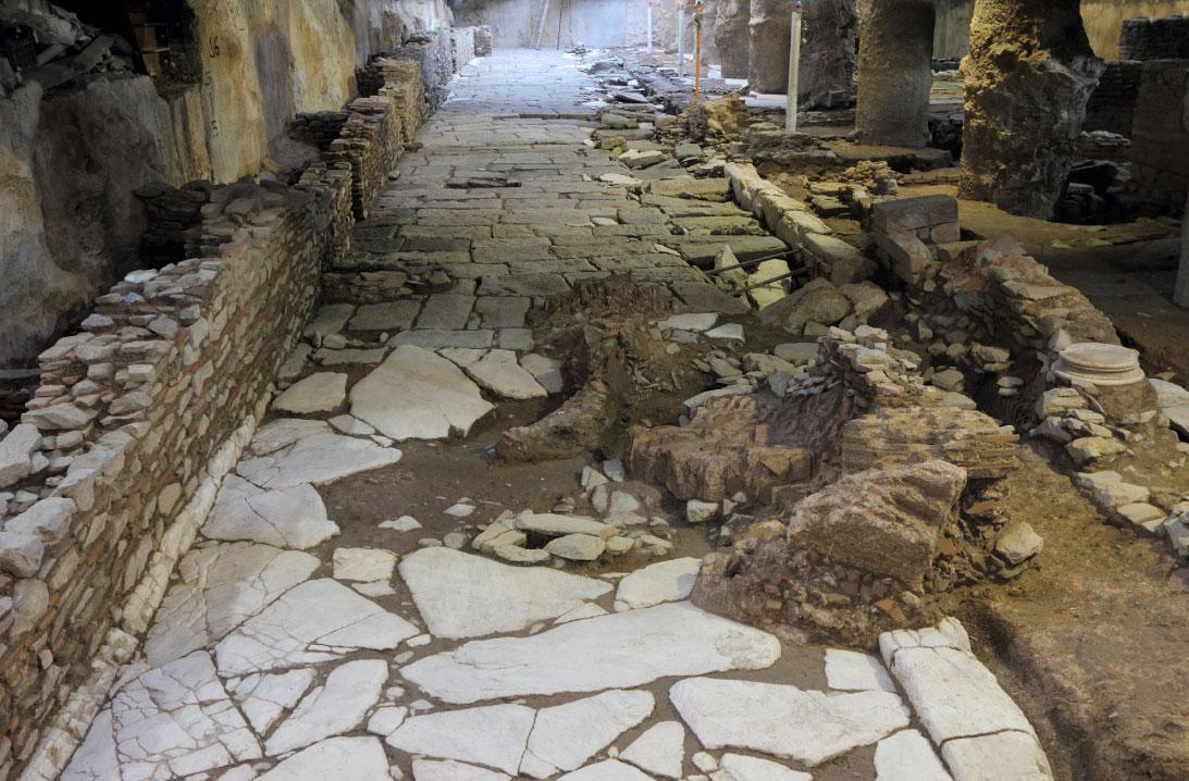 Θεσσαλονίκη: Η Europa Nostra υπέρ της επιτόπου διατήρησης των αρχαιοτήτων