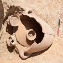Μεγαλύτερη διάρκεια κατοίκησης διαπιστώνεται στο αρχαίο Κίτιον