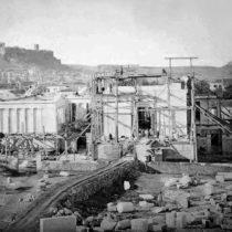 Τσίλλερ-Χάνσεν: η Οικοδομική μέσα από την αλληλογραφία τους