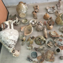 Πλήθος αρχαιοτήτων σε σπίτι στην Ηγουμενίτσα