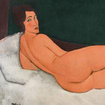 157,2 εκατ. δολάρια για ένα «Ξαπλωμένο γυμνό» του Μοντιλιάνι