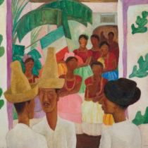 Ρεκόρ για πίνακα του Μεξικανού ζωγράφου Ντιέγκο Ριβέρα
