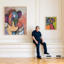 Το Μουσείο Κυκλαδικής Τέχνης φιλοξενεί τον George Condo