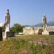 Βανδαλισμοί στο Ιερό της Μπρεξίζας Μαραθώνα