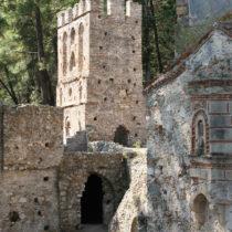 Πύργος Περιβλέπτου, β΄ μισό 14ου αι. Φωτ.: Αρχείο Γιάννη Κίζη.