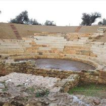 Στα Χανιά το μοναδικό αναστηλωμένο αρχαίο θέατρο της Κρήτης