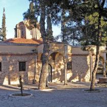 Συντήρηση και ψηφιοποίηση του ιστορικού αρχείου της Μονής Βλατάδων
