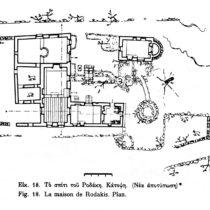 Τα κοσμήματα ενός λαϊκού κτίσματος: η περίπτωση του σπιτιού του Ροδάκη στην Αίγινα