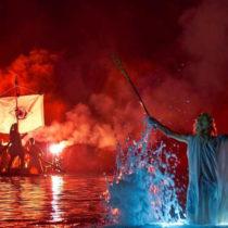Αναβίωσε και πάλι η Βαρκαρόλα στην Παλαιοκαστρίτσα