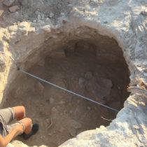 Συνεχίστηκαν οι ανασκαφές στη θέση Ερήμη-Λαόνιν