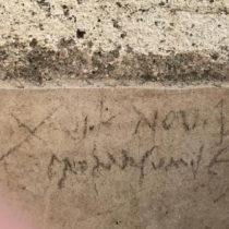 Xρονολογία σε τοίχο της Πομπηίας αλλάζει τα δεδομένα για την έκρηξη του Βεζούβιου